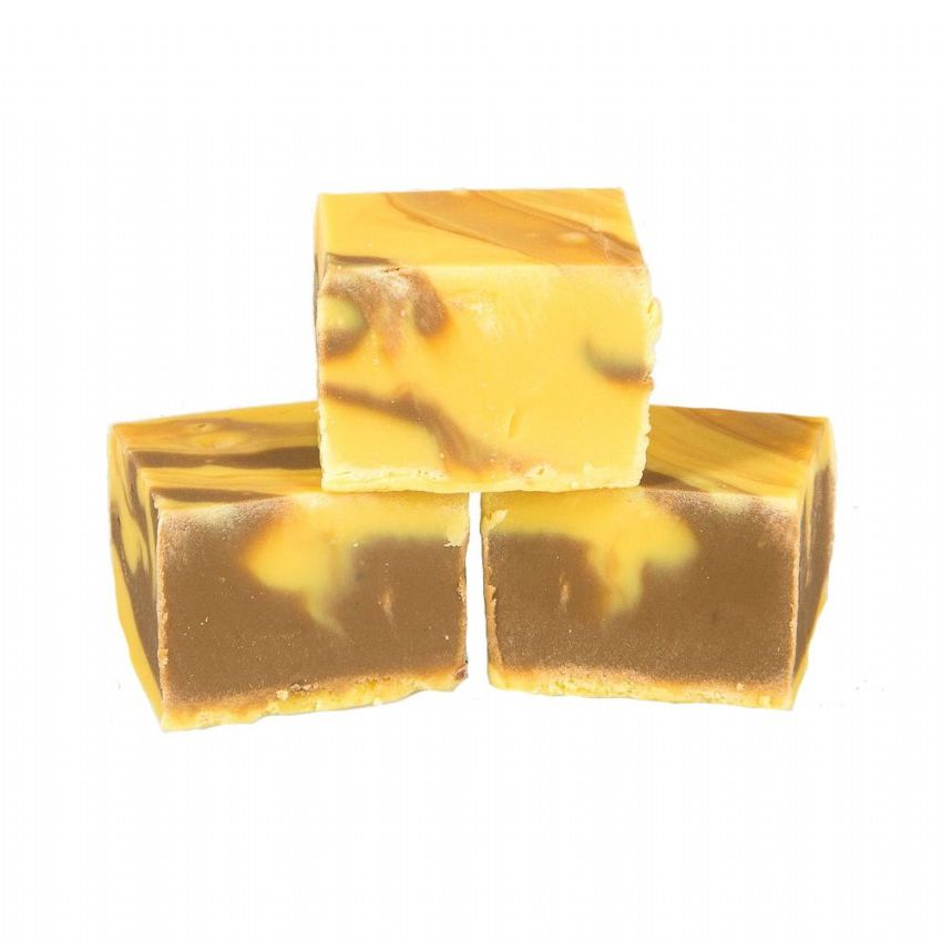 Banoffee Flavour Luxury Hand Made Fudge Factory